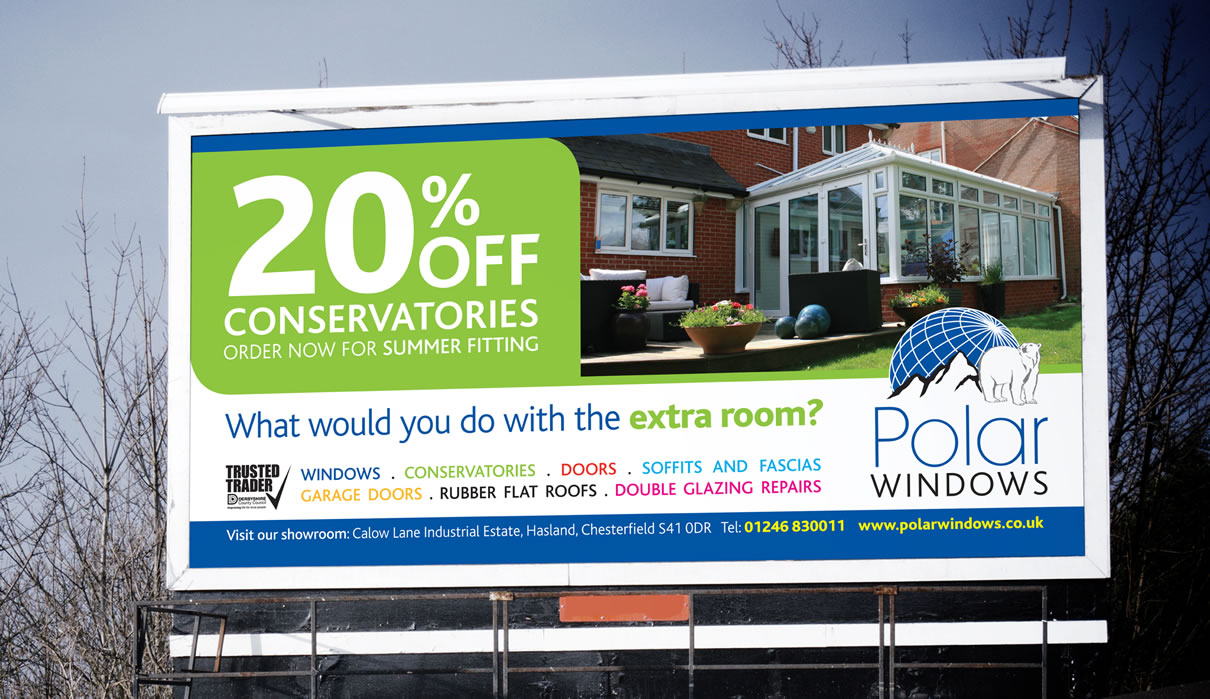 Polar Windows - Billboard