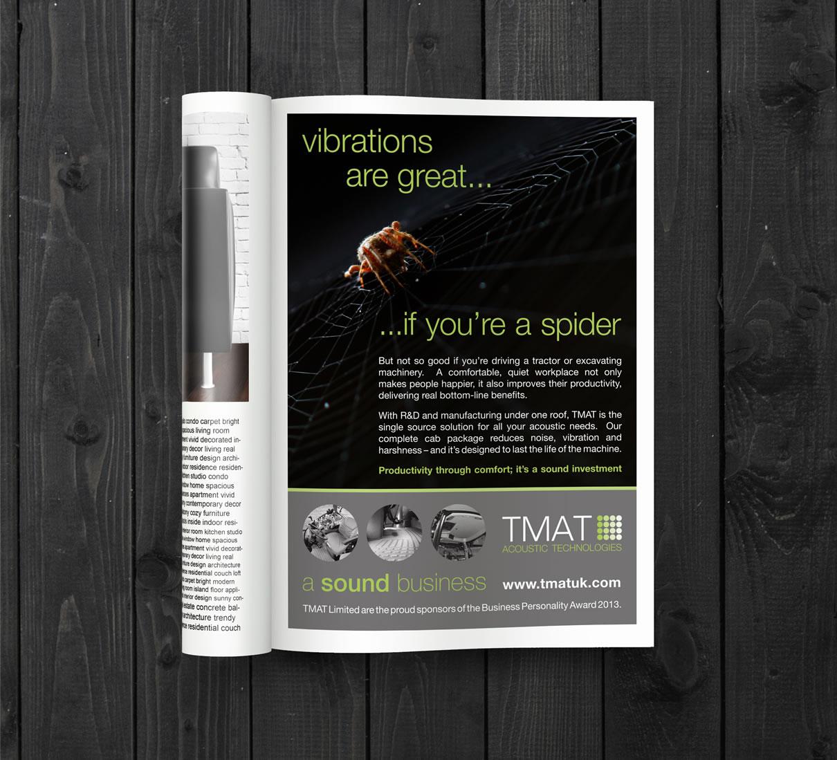TMAT Advert